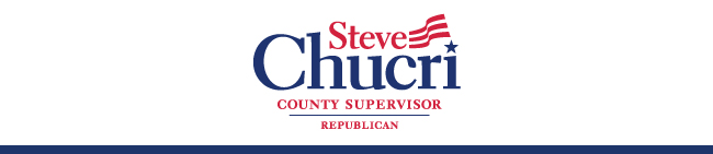 Steve Chucri for County Supervisor